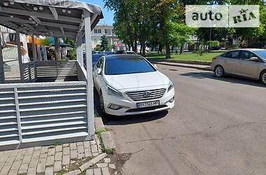 Седан Hyundai Sonata 2016 в Одессе