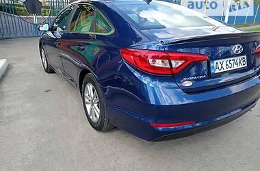 Седан Hyundai Sonata 2016 в Дергачах