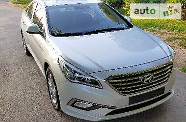 Седан Hyundai Sonata 2014 в Черноморске