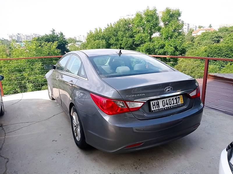 Hyundai Sonata GDI