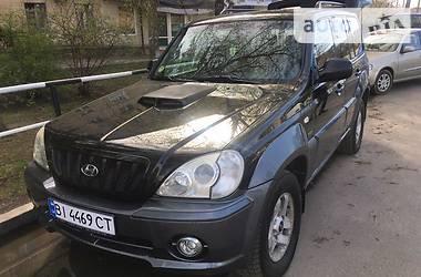 Hyundai Terracan 2004 в Полтаве