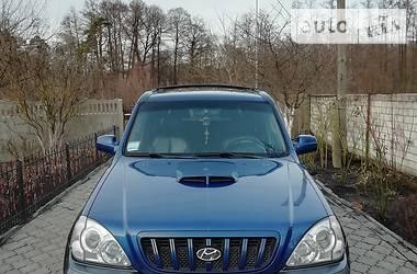 Hyundai Terracan 2002 в Луцке