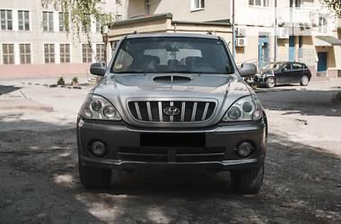 Hyundai Terracan 2004 в Ивано-Франковске
