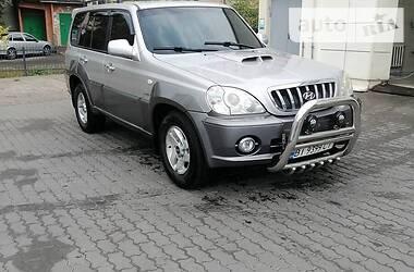 Hyundai Terracan 2002 в Полтаве