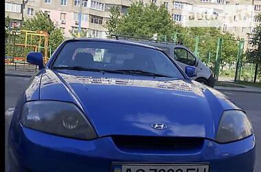 Hyundai Tiburon 2005 в Луцьку
