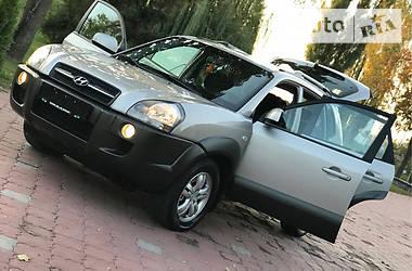 Hyundai Tucson 2008 в Виннице