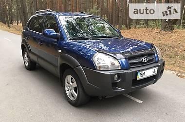 Hyundai Tucson 2007 в Сумах