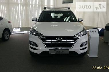 Hyundai Tucson Dynamic 2WD AT