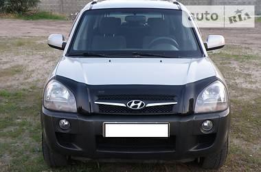 Hyundai Tucson 2006 в Киеве