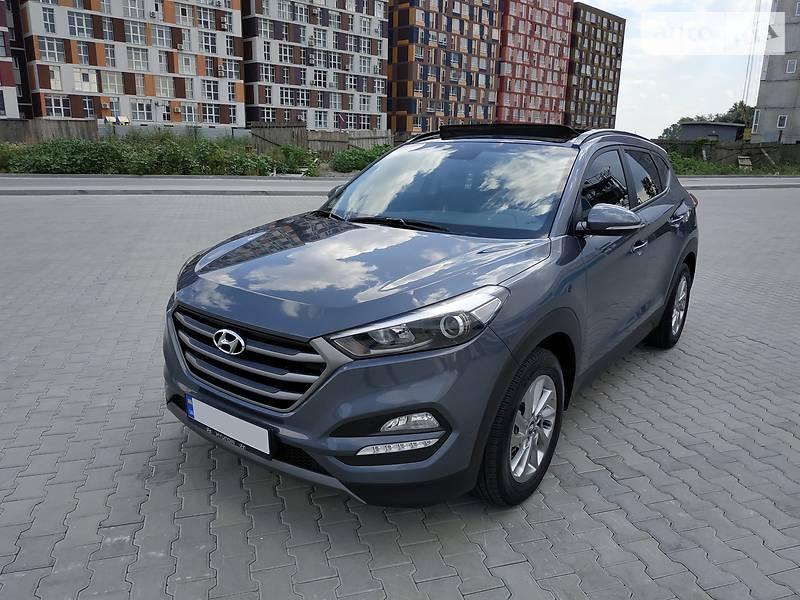 Hyundai Tucson 2016 в Києві
