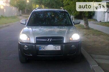 Hyundai Tucson 2007 в Николаеве