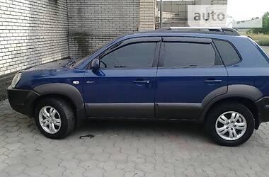 Hyundai Tucson 2006 в Покровске