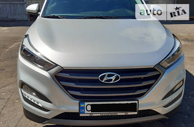 Hyundai Tucson 2017 в Чернигове
