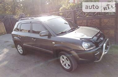 Hyundai Tucson 2008 в Сквире