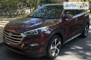 Hyundai Tucson 2017 в Николаеве