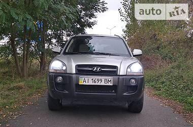 Hyundai Tucson 2007 в Ровно