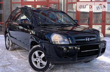 Hyundai Tucson 2005 в Ивано-Франковске