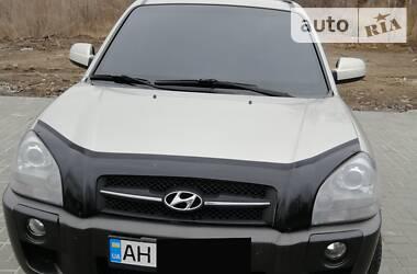 Позашляховик / Кросовер Hyundai Tucson 2007 в Краматорську