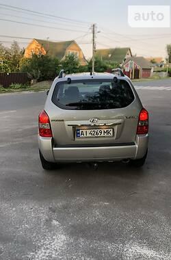 Внедорожник / Кроссовер Hyundai Tucson 2009 в Броварах