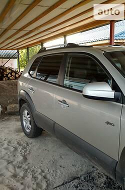 Внедорожник / Кроссовер Hyundai Tucson 2008 в Шполе
