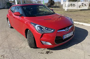 Hyundai Veloster 2015 в Николаеве