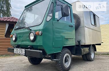 Фургон IFA (ІФА) Multicar 1989 в Могилів-Подільському