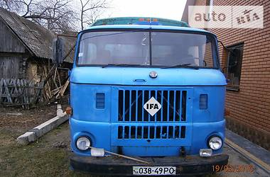 IFA (ИФА) W50 1991 в Старой Выжевке