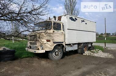 IFA (ИФА) W50 1970 в Покровске