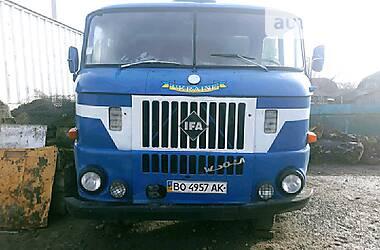 IFA (ИФА) W50 1976 в Тернополе