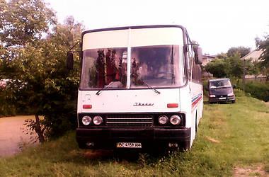 Икарус 256 1988 в Львове