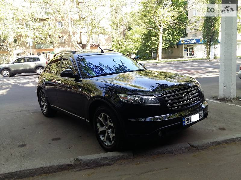 Infiniti FX 45 2003 в Одессе