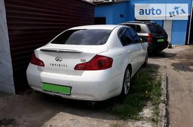 Infiniti G25 2012