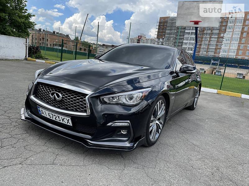 Седан Infiniti Q50 2018 в Киеве