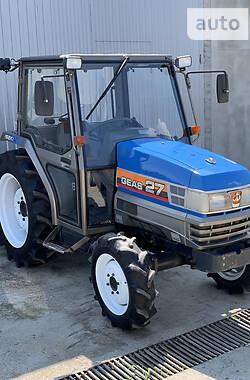 Минитрактор Iseki Geas 2002 в Кельменцах