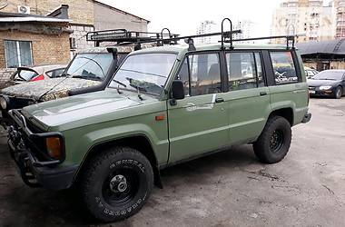 Isuzu Trooper 1987 в Киеве
