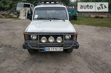 Isuzu Trooper 1984 в Немирове