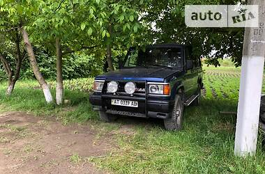 Isuzu Trooper 1987 в Черновцах