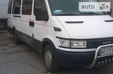 Микроавтобус (от 10 до 22 пас.) Iveco 35C13 2001 в Николаеве