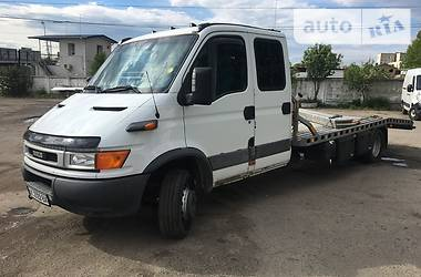 Iveco Daily груз. 2002 в Луцке