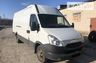 Iveco Daily груз. 2012 в Луцьку