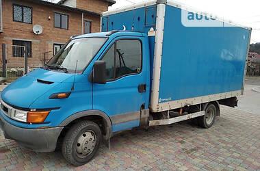Фургон Iveco Daily груз. 2000 в Львове