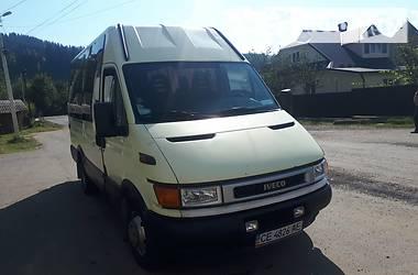 Микроавтобус (от 10 до 22 пас.) Iveco Daily пасс. 2000 в Верховине