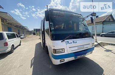 Пригородный автобус Iveco EuroCargo 1997 в Ивано-Франковске