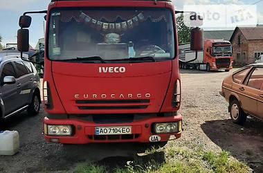 Бортовой Iveco EuroCargo 2006 в Иршаве