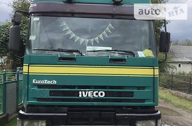 Тентованый Iveco EuroTech 1995 в Тячеве