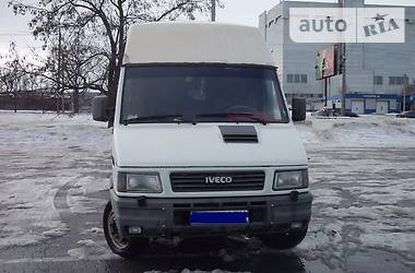Iveco TurboDaily груз. 1993 в Запорожье