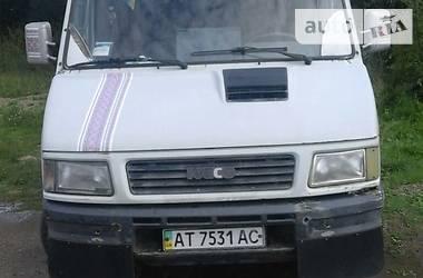 Iveco TurboDaily пасс. 1995 в Ивано-Франковске