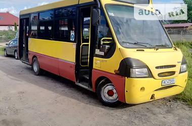 Микроавтобус (от 10 до 22 пас.) Iveco TurboDaily пасс. 2003 в Ковеле
