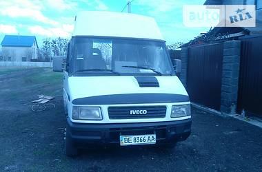 Микроавтобус (от 10 до 22 пас.) Iveco TurboDaily пасс. 1993 в Киеве