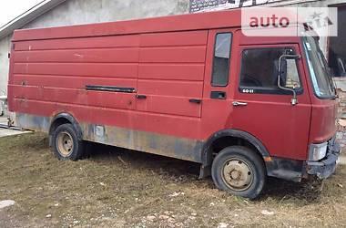 Iveco TurboZeta 1989 в Черновцах